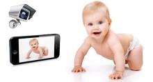surveiller bébé au quotidien